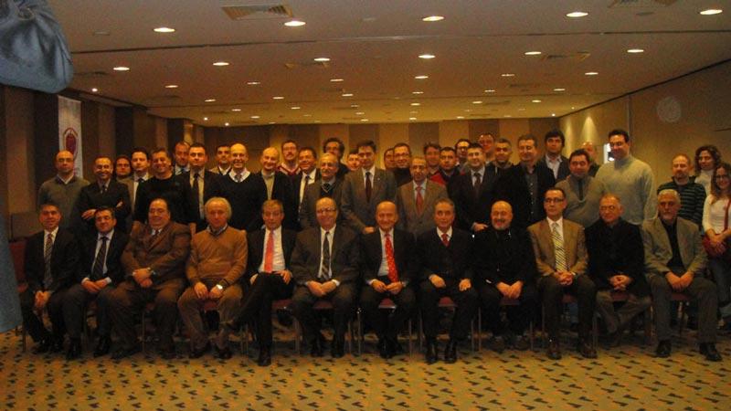 12. Genel Kurul, Ocak 2012 İSTANBUL