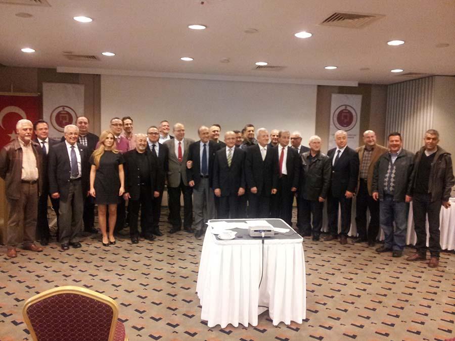 13. Genel Kurul, 18 Ocak 2014 İSTANBUL