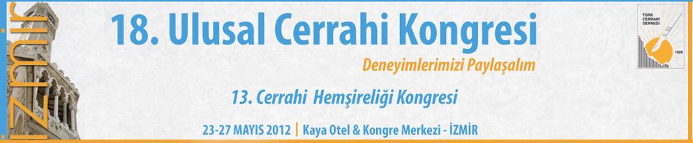 18. Ulusal Cerrahi Kongresi