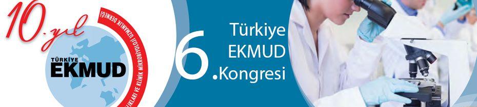 6.Türkiye Ekmud Kongresi