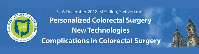 European Colorectal Congress 2018