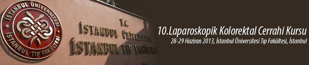 10. Laparoskopik Kolorektal Cerrahi Kursu