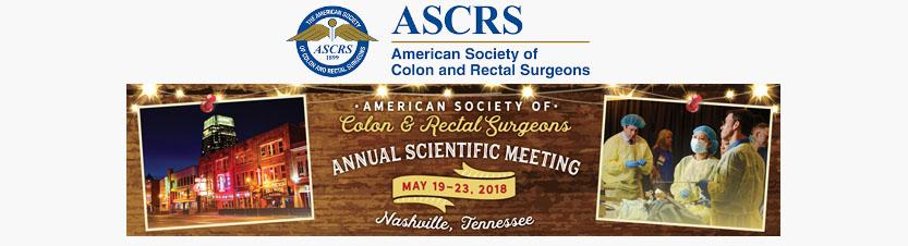 2018 Annual Scientific Meeting | ASCRS
