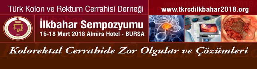 Türk Kolon Rektum Cerrahisi Derneği İlkbahar Sempozyumu