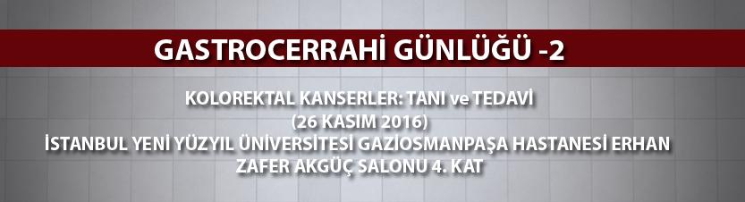 GASTROCERRAHİ GÜNLÜĞÜ -2