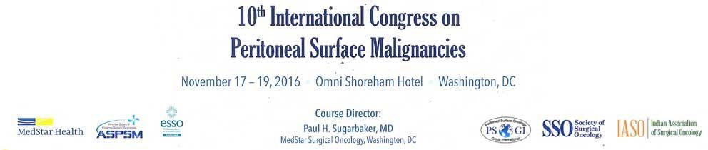 Peritoneal Surface Malignancies