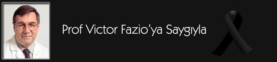 Prof.Victor Fazio\\\\\\'ya Saygıyla