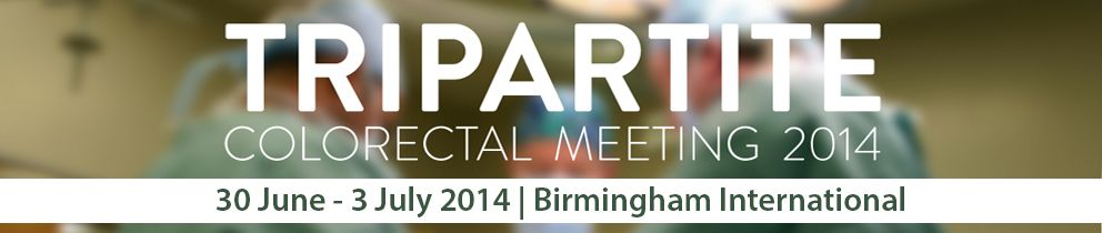 Tripartite Colorectal Meeting 2014
