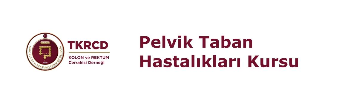 Pelvik Taban Hastalıkları Kursu - 2018