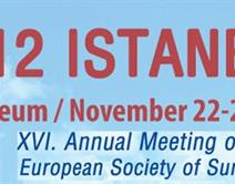 XVI. Annual meeting of the European Society of Surgery News