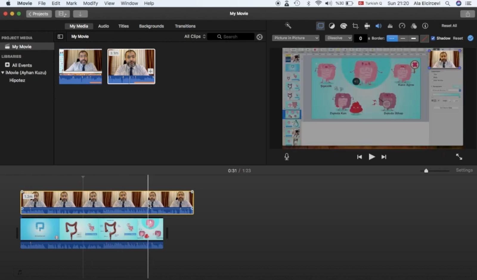 E-Öğrenme Videosu Hazırlama Yöntemi